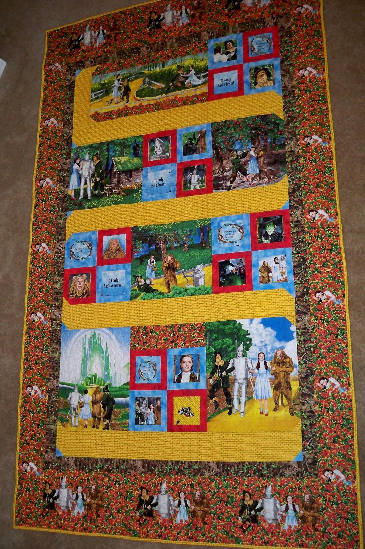 Wizard of Oz | Gorram Quilts : oz quilts - Adamdwight.com