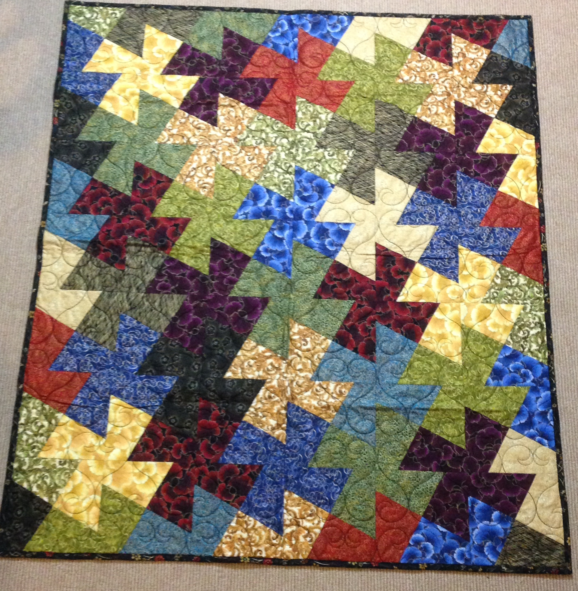 Finished Quilts | Gorram Quilts | Page 2 : twister quilt ruler - Adamdwight.com