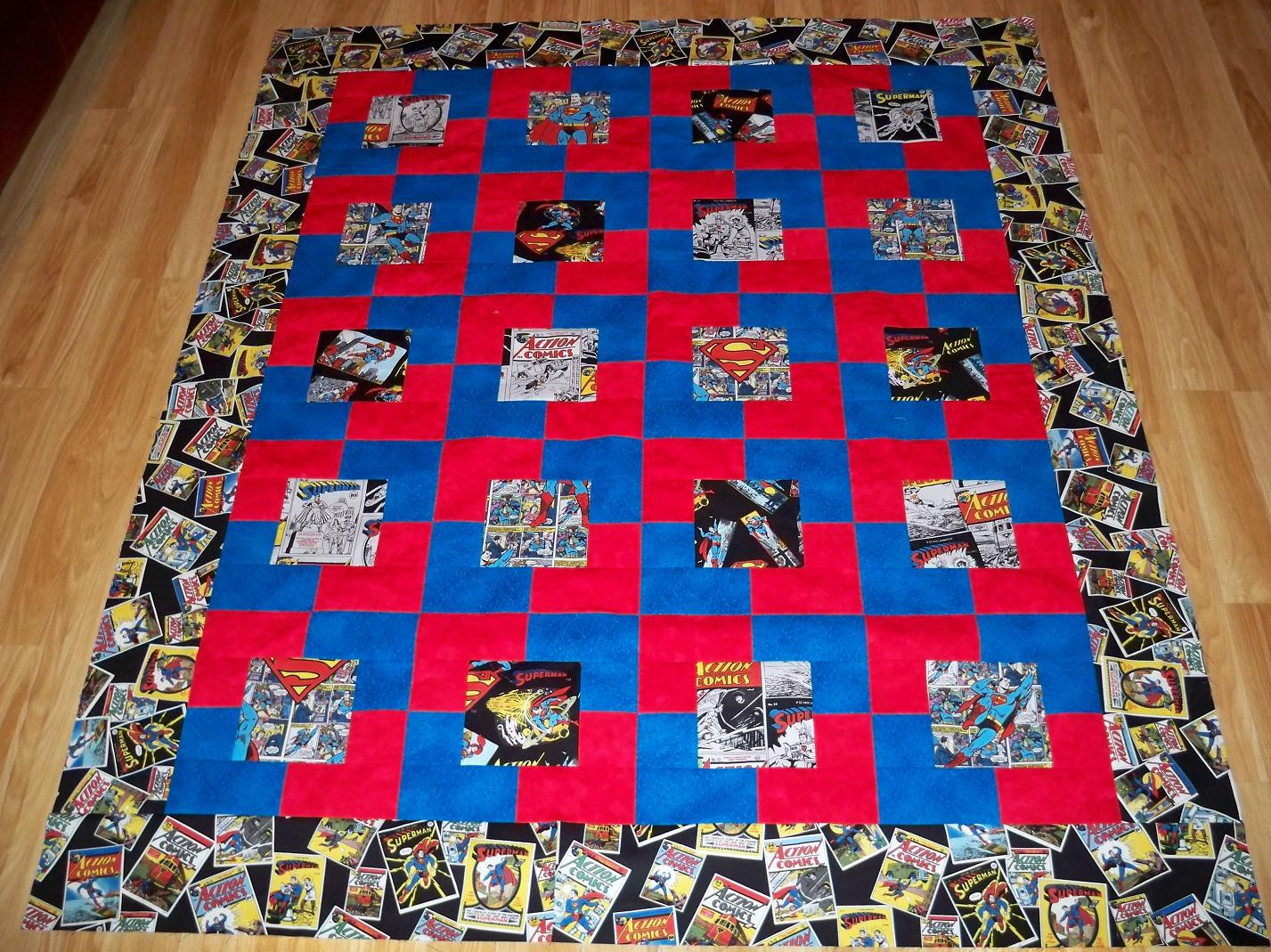 Superhero Quilts And Blankets Gorram Quilts