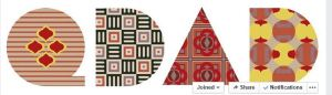 Quilt Design A Day QDAD Inkscape Logo Facebook