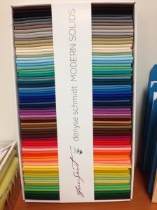 Free Spirit Fabrics Denyse Schmidt Modern Solids  Kona bay Kona Kotton Cotton Michael Miller Solid Solids Fat Quarter Quarters FQ Massdrop