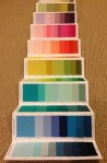 Massdrop Michael Miller Cotton Couture color card swatch solid Kona Cottons