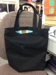Canvas tote bag duck cloth Quality Sewing Center fast quick sewing project embroidery machine Brother