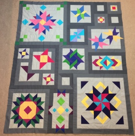 Star Gazing BOM Block of the Month Solid Solids Swan Amity Studios Bella Girls American Brand Solids Seattle WA Clothworks Kona Cottons Hoffman Solids parallelogram trapezoid