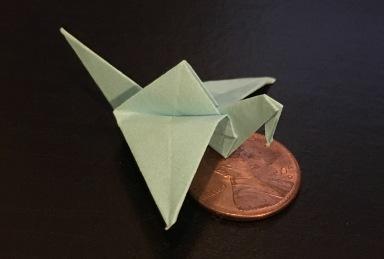Origami flying cranes 1,000 paper folding