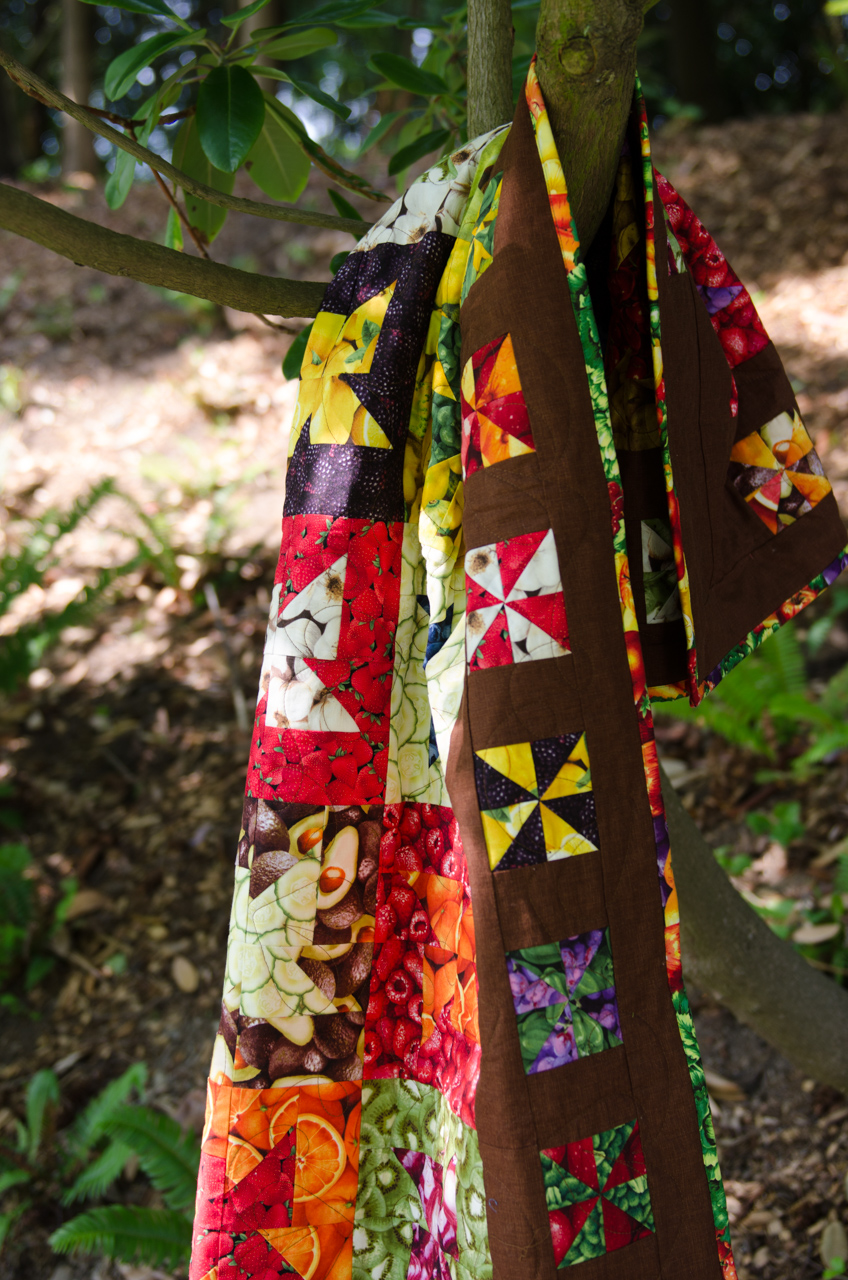 Farmers Market And Yellow Brick Road Gorram Quilts