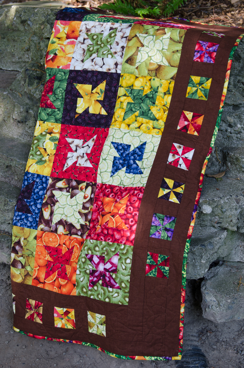 Farmers Market 3 Gorram Quilts